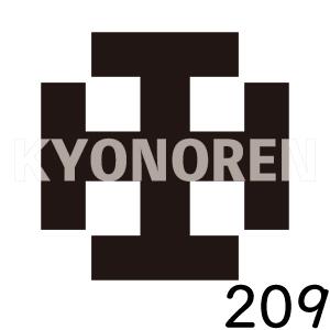 桛(かせ)家紋209のれんkyonoren.com