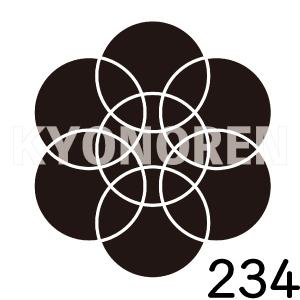 日向釜敷(ひなたかましき)家紋234のれんkyonoren.com